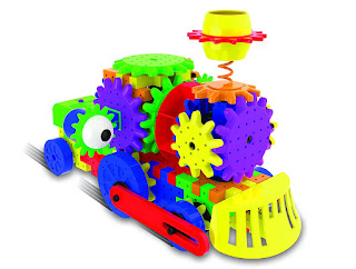 Inspired By Savannah The Techno Gears Crazy Train Set