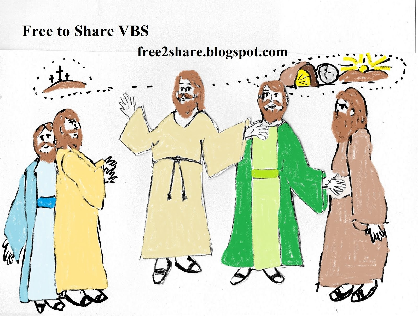 Free to Share VBS [Curriculum]