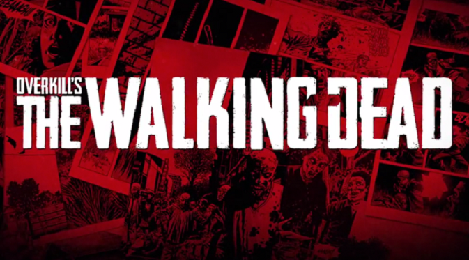 wallpaper Overkill's The Walking Dead