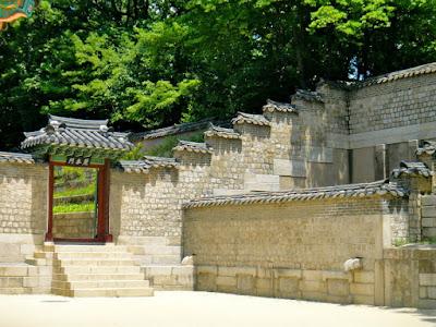 Seongjeonggak Hall at Changdeokgung Palace Seoul