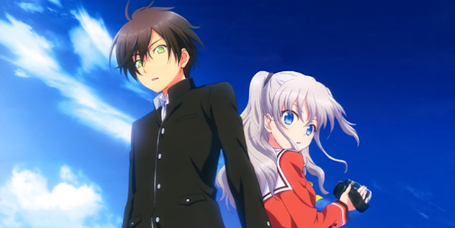 Charlotte Episode 8 - Review/Reaction