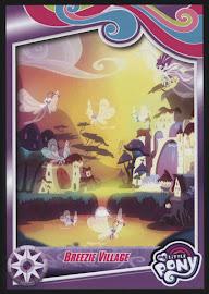 MLP Breezie Village Series 4 Trading Card