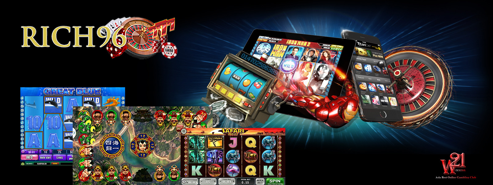 online casino app cassino games