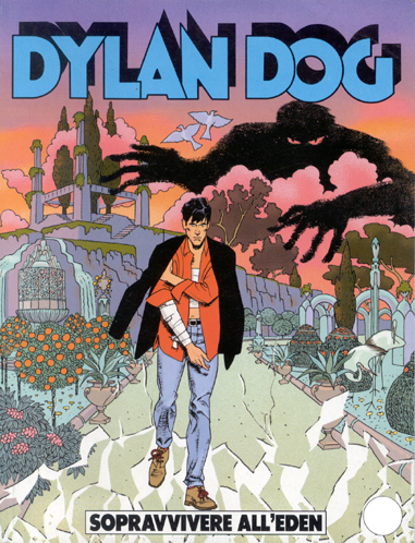 Dylan Dog (1986) 166 Page 1