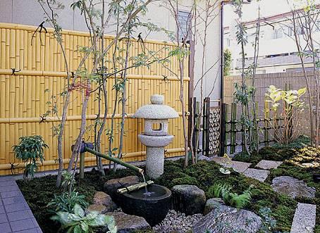 art wall decor bamboo fence styles