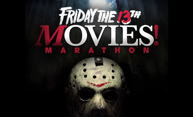 The 13th marathon on movies network friday the 13th the franchise