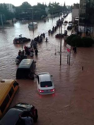 تونس, الفيضانات,