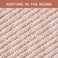 Knit Purl 63 -Knitting in the round