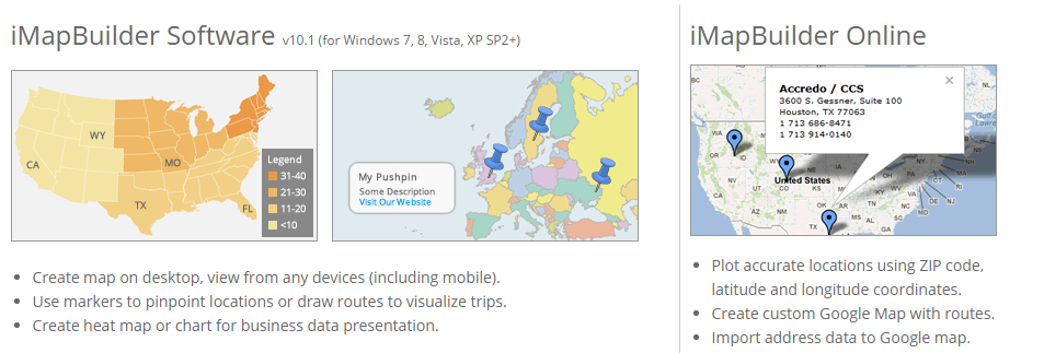 HIGHTECHHOLIC: iMapBuilder Interactive Map Software Review