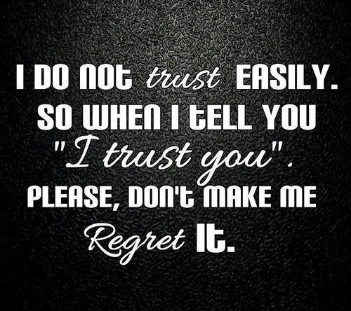 Trust Quotes Pic: 20+ Best Trust Quotes