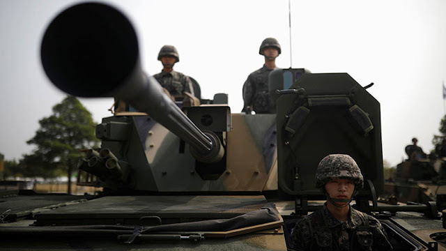Corea del Sur lanza una unidad para eliminar a los líderes de Corea del Norte