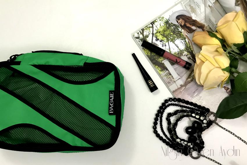 alışveriş-Seyahat İçin Düzenleyici Çanta Seti-bagail