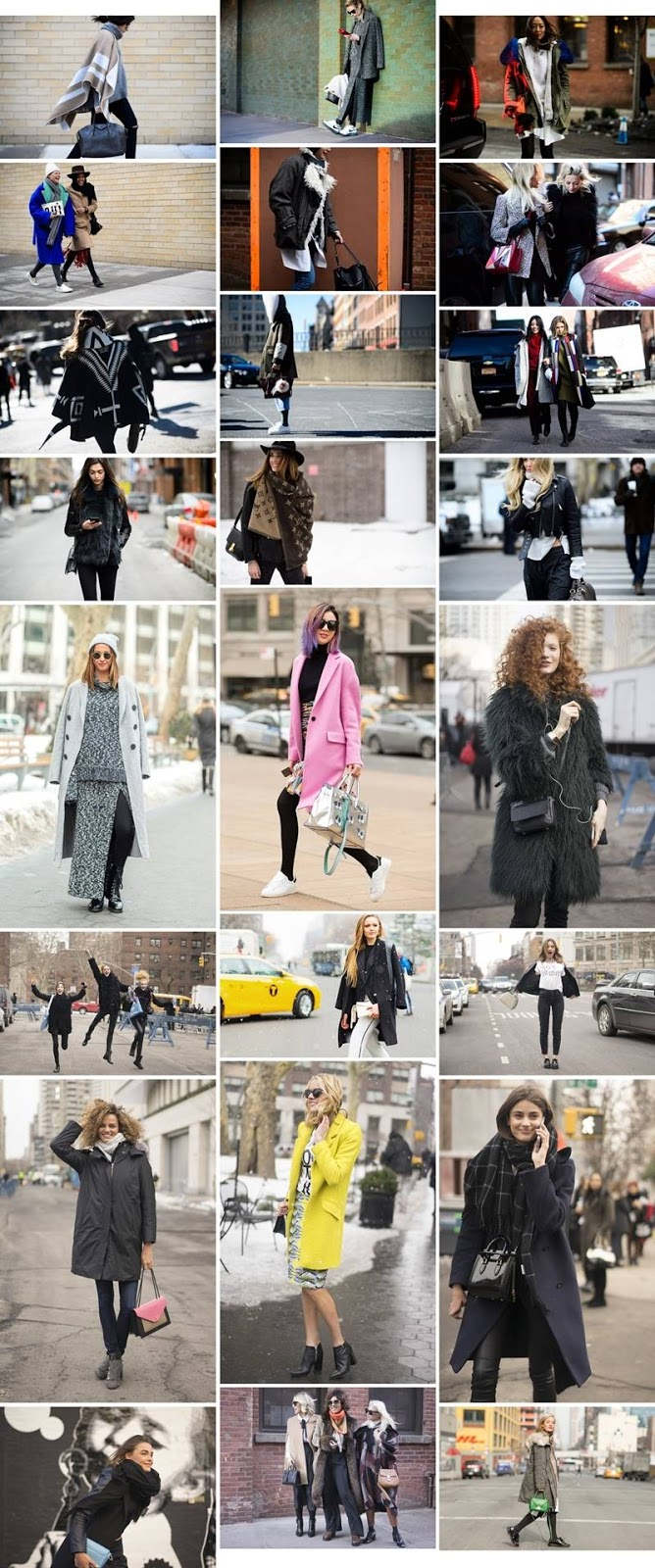 INSPIRATION \ More from NYFW