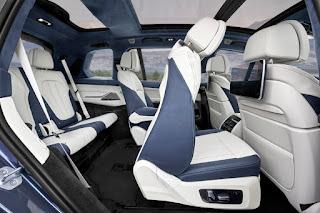 BMW X7 (2019) Interior