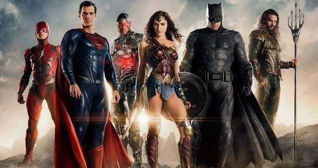 Justice League más divertida que Batman v Superman