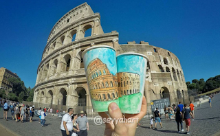 Coliseum,Rome