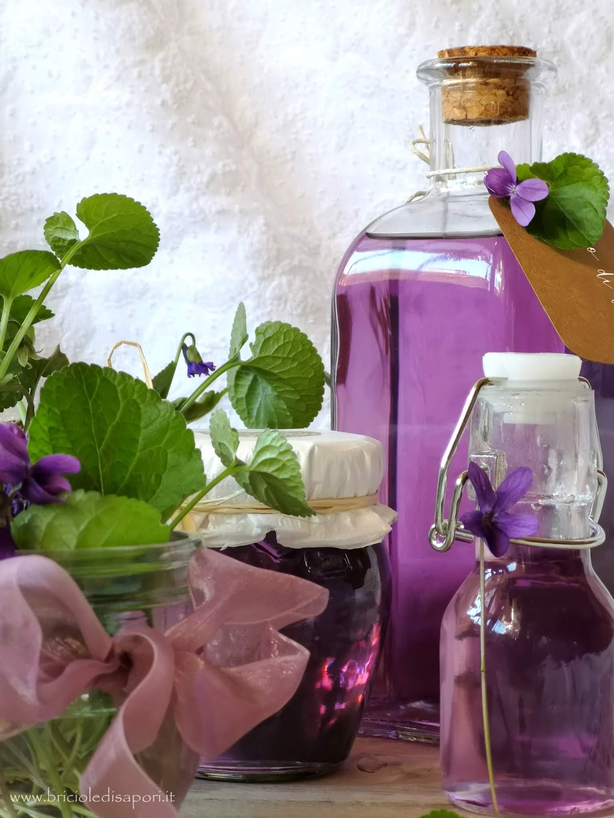 elisir alle viole