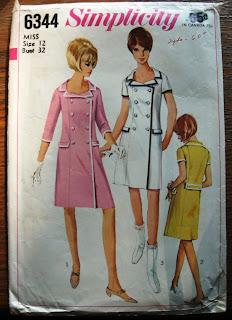 Sewing On Pins Vintage Pattern Giveaway