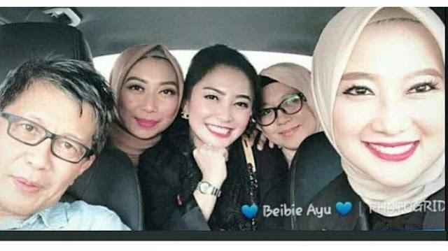 Ini Reaksi Rocky Gerung Ketika Digandrungi Emak-Emak Pendukung Prabowo-Sandi