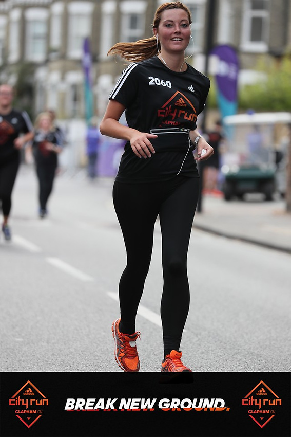 running in london with adidas