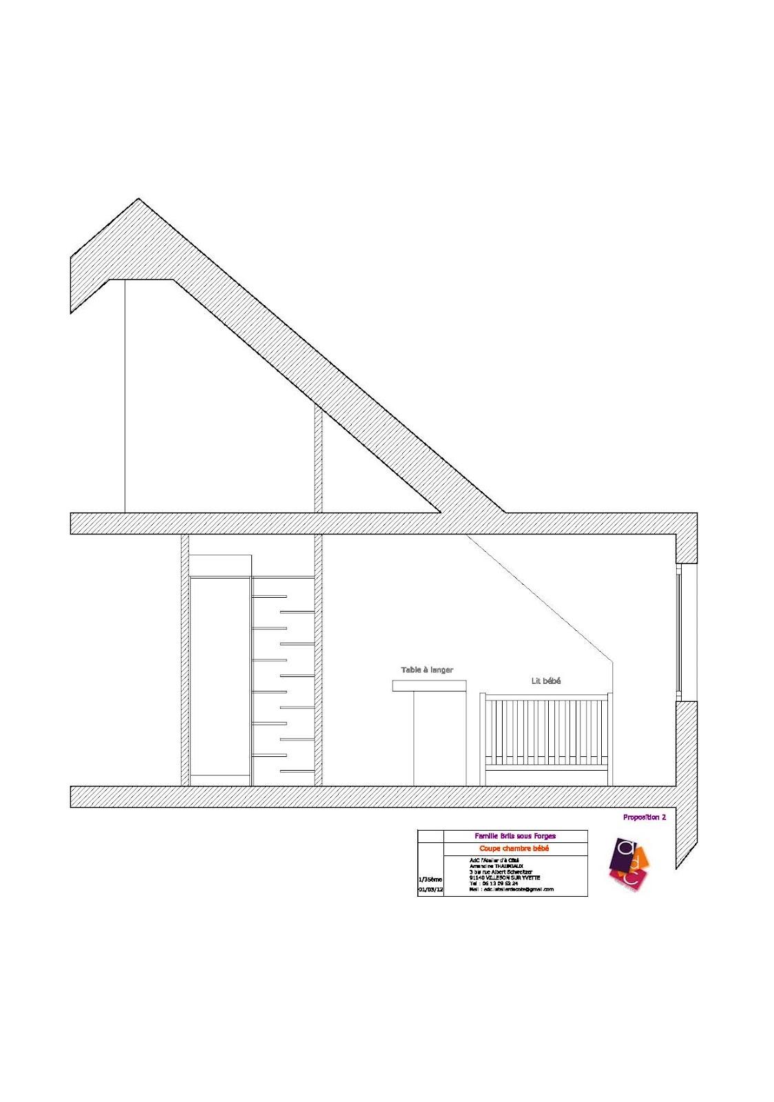 Adc L Atelier D A Cote Amenagement Interieur Design D