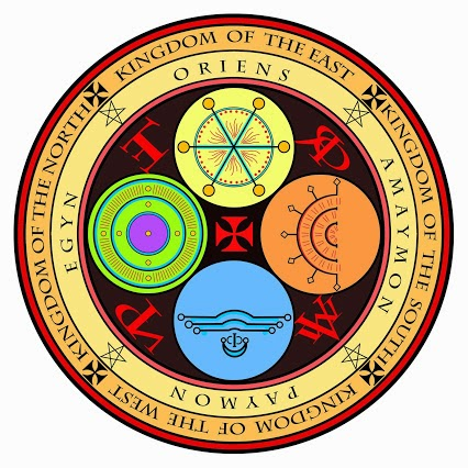 OMEGA MAGICK: The Four Kings in the Grimoires Tradition