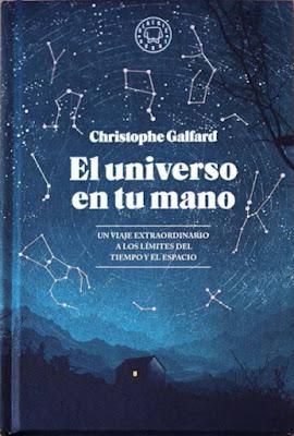 LIBRO - El Universo En Tu Mano : Christophe Galfard (Blackie Books - Septiembre 2016) Comprar en Amazon España