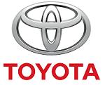 Logo Toyota marca de autos