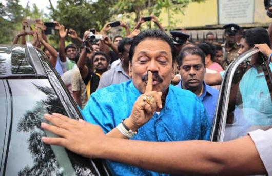 முஸ்லிம் அமைச்சர்கள் சிலர் மஹிந்த ராஜபக்ஷவுடன் இரகசிய பேச்சுவார்த்தை.