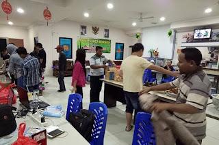 Bukber Bareng Wartawan dan Karyawan Vinca Borneo Penuh Makna