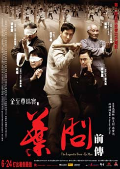 The Legend Is Born IP Man (2010) Hindi Dual Audio 720p BluRay 800MB