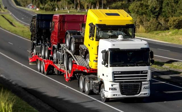 Resultado de imagem para Emplacamentos de veículos pesados