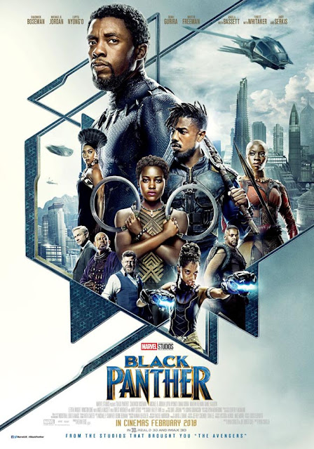 "Nuevo póster de ""Black Panther"" - Marvel Comics"
