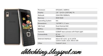DOWNLOAD TECNO T472 FIRMWARE Flashfile ~ mobil and mobile