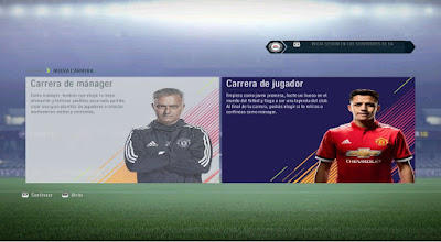 FIFA 14 Manchester United Theme 17-18 By DerArzt26