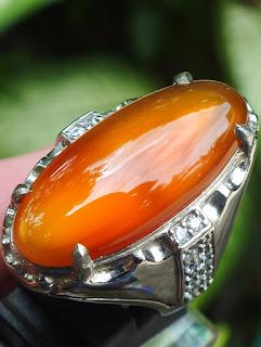 orange Chalcedony