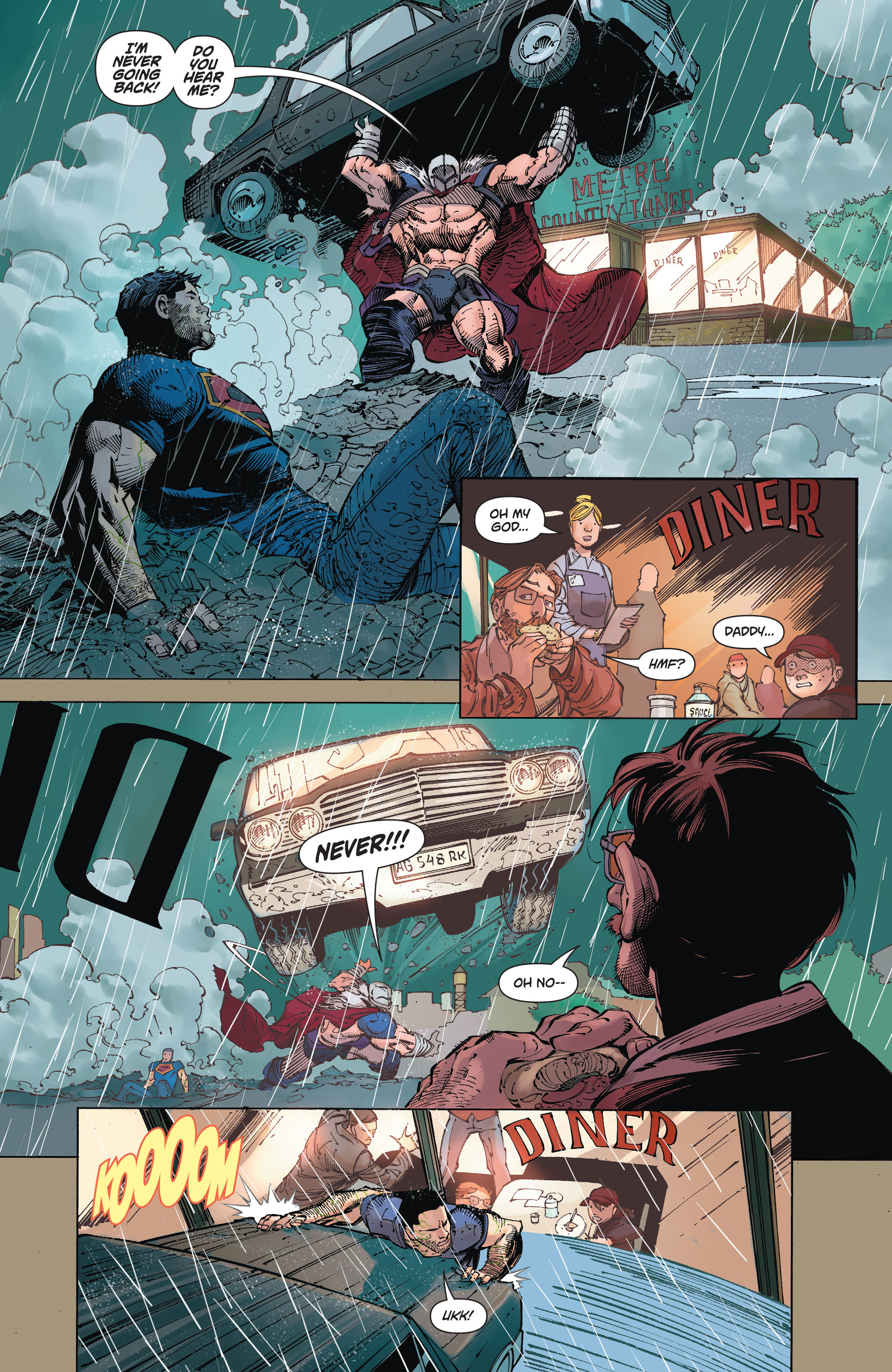 Read online Action Comics (2011) comic -  Issue #49 - 18