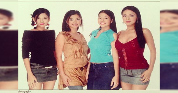 Throwback Photo Of The Ladies In The 2004 Film 'Kuya' Goes Viral Online