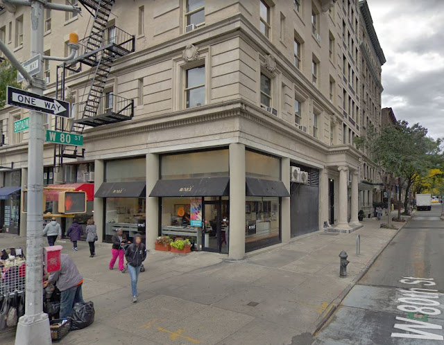 West 80th Street and Broadway in 2018 randommusings.filminspector.com