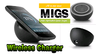 charge mobile without wire