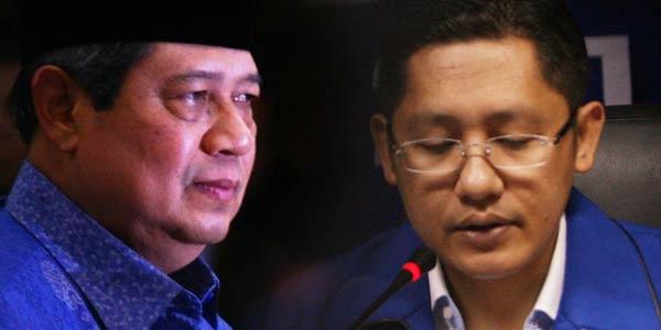 Perlawanan Anas Urbaningrum, Dari Balik Jeruji Besi Ia Kirim Surat 'Tajam' KIni Ke SBY ....