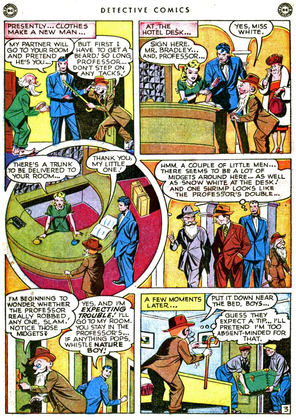 Read online Detective Comics (1937) comic -  Issue #144 - 26
