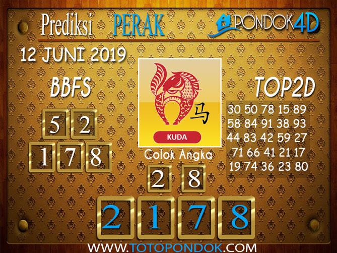 Prediksi Togel PERAK PONDOK4D 12 JUNI 2019