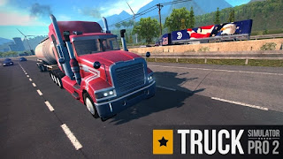 truck Simulator Pro 2 Apk Data Full + Mod Money Free shop