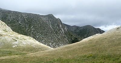 Anello di Serra Monte Canzoni nel Parco Nazionale d'Abruzzo Lazio e Molise