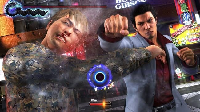 Free Download Yakuza 6 The Song of Life v1.05 PS4 Hen [PKG]