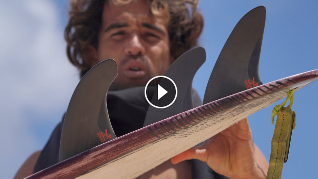 Testing The New FCS H4 Fins On 4 Surfboards