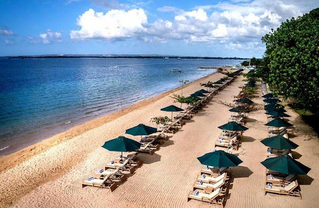 Menengok Keindahan Pantai Sanur Bali