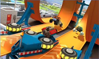 Game CaperPlay for Hot Wheels App