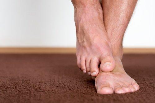 Traitement pour les pieds